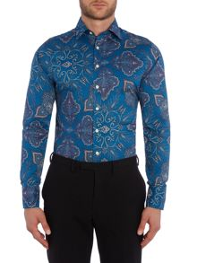 Simon Carter Liberty Paisley Shirt