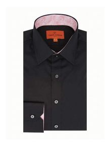 Simon Carter Plain Poplin Shirt