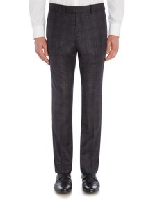 Simon Carter Prince of Wales Flannel Trouser