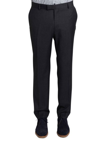 Simon Carter Sb2 Ff Plain Twill Melange Suit