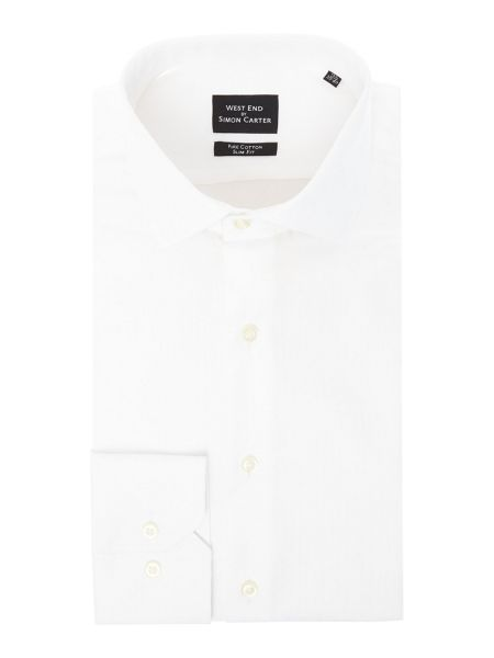 Simon Carter Teardrop Dobby Shirt