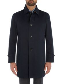 Simon Carter Double Face Cotton Mac