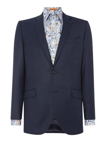 Simon Carter SB2 Milled Jaspe Tailored Fit Jacket