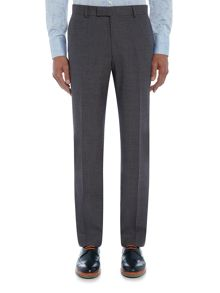 Simon Carter FF Puppytooth Slim Fit Trouser
