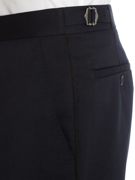 Simon Carter FF Faille Weave Tailored Fit Trouser