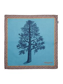 Simon Carter Silk Tree Hankie