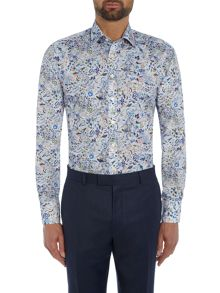 Simon Carter Bird Print shirt