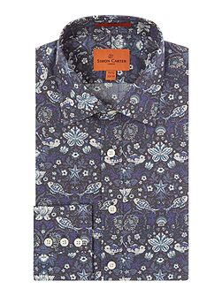 Liberty Fish print shirt