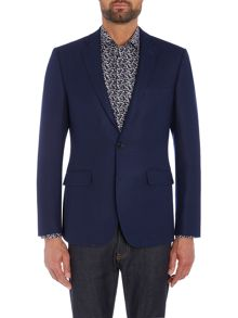 Simon Carter SB2 Texture Slim Fit Jacket