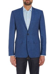 Simon Carter SB2 Linen Slim Fit Jacket