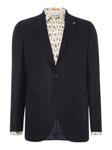 Simon Carter Fleck Hopsack Jacket