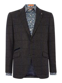 Simon Carter Tweed Check Jacket