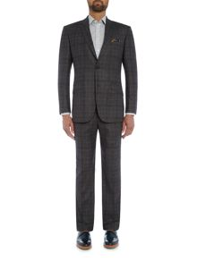 Simon Carter Prince of Wales Check Suit