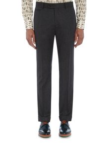 Simon Carter Flannel Wool Trouser