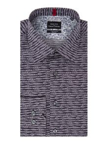 Simon Carter L/S SF Squiggle Print S/C