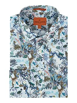 Jungle Print Moore Shirt