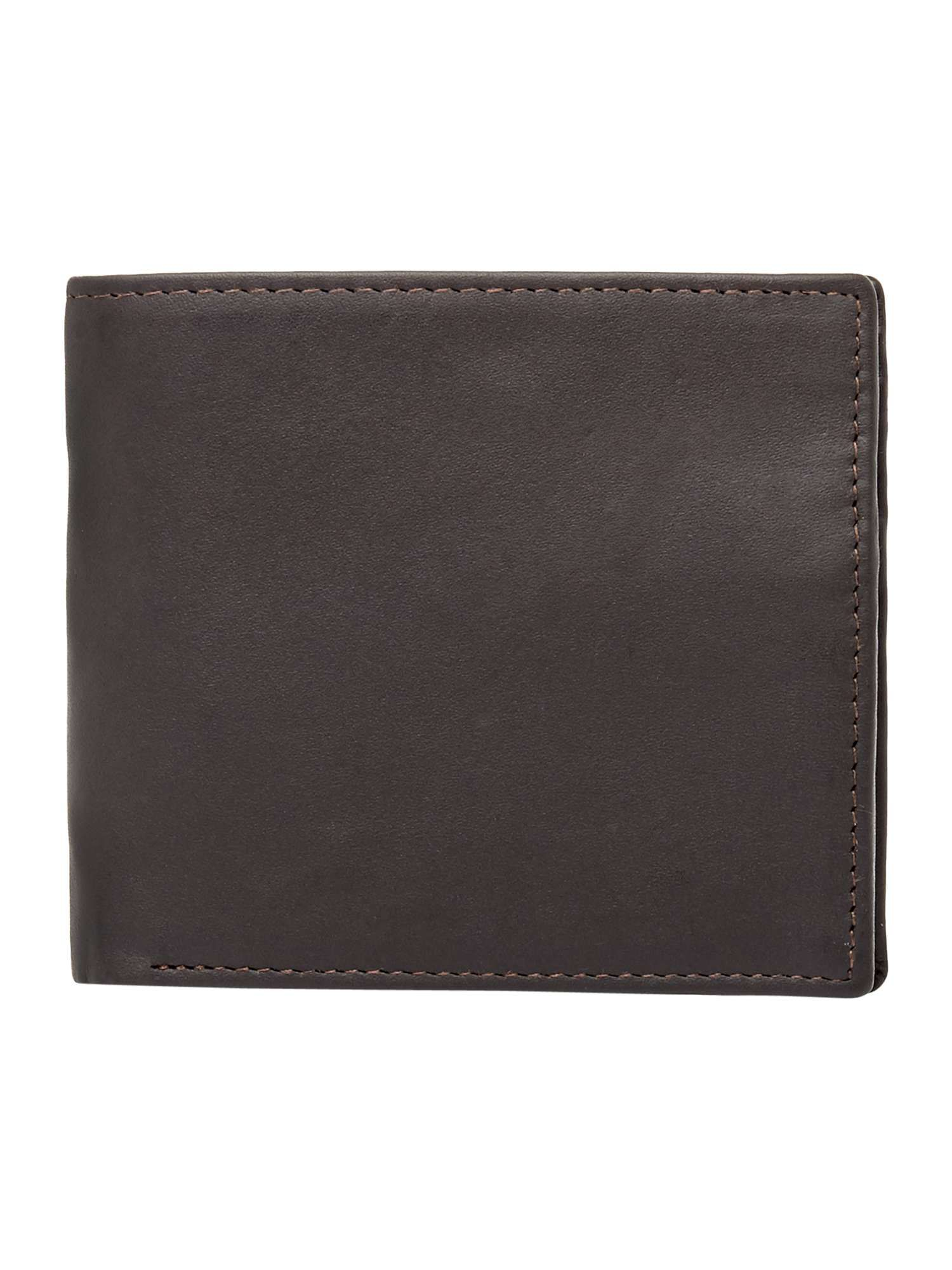Chester Barrie Leather Notecase Wallet, Brown