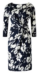 Grace Made In Britain Twist Knot Dress