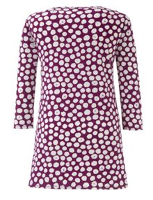 Grace Grace Made in Britain polka tunic
