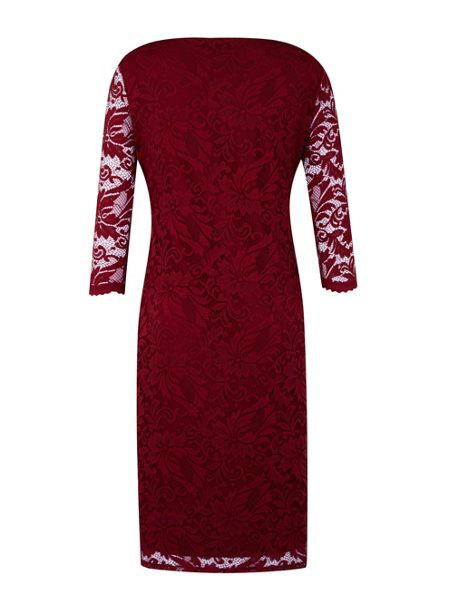 Grace Grace Made in Britain lace dress
