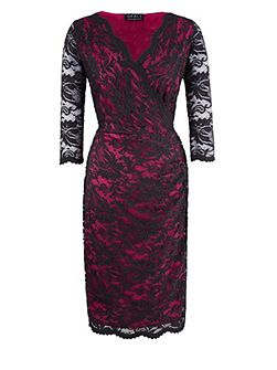 Made in Britain Lace Dress