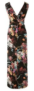 Grace Made in Britain Floral Maxi