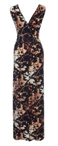 Grace Grace Made in Britain print maxi
