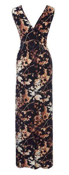 Grace Made in Britain Print Maxi