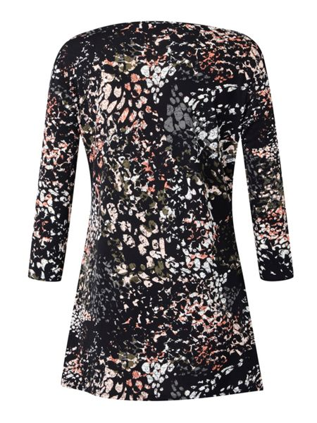 Grace Grace Made in Britain fused neck tunic