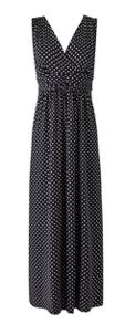 Grace Grace Made in Britain spot maxi