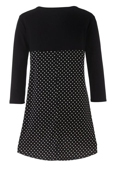 Grace Grace Made in Britain spot tunic