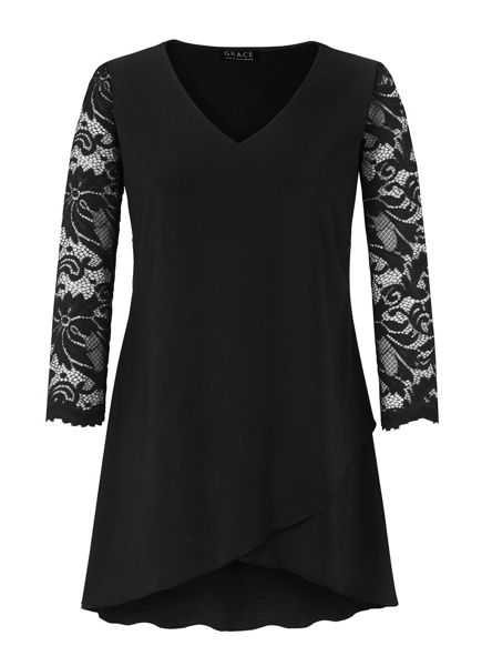 Grace Made In Britain Tulip Tunic