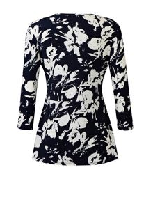 Grace Made in Britain floral top