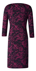 Grace Made in Britain Floral Midi