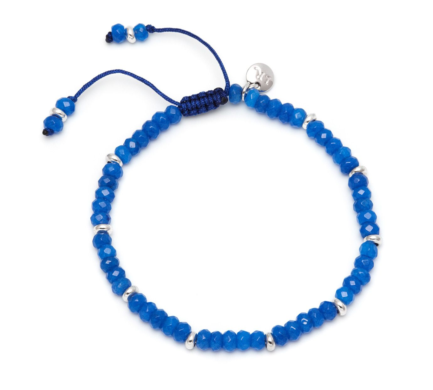 lola rose northwood bracelet deep sky blue quartz