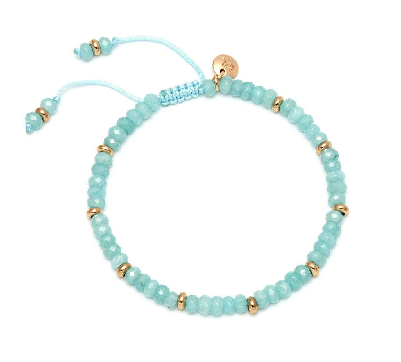 lola rose northwood bracelet sky blue quartzite