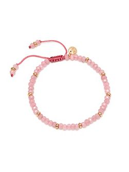 Northwood Bracelet Pink Quartzite