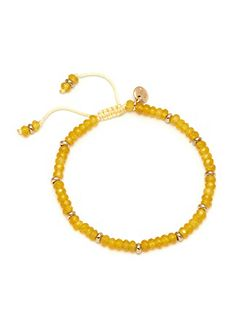 Northwood Bracelet Sunshine Yellow Qtz