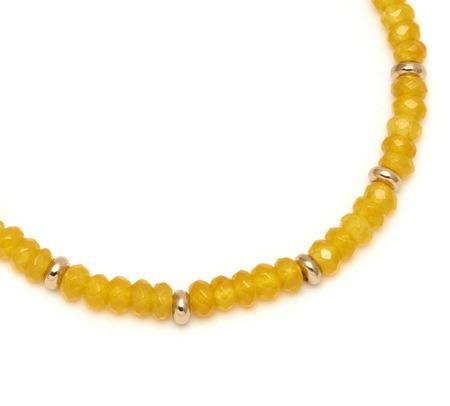 Lola Rose Northwood Bracelet Sunshine Yellow Qtz