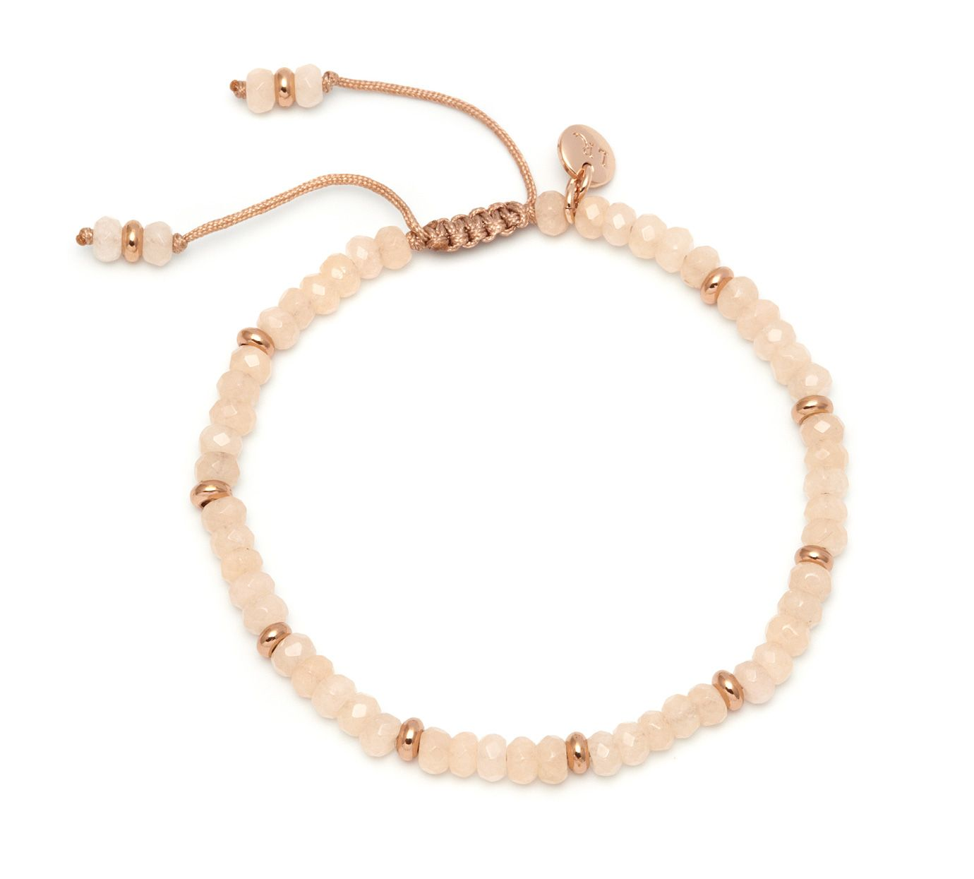 lola rose northwood bracelet pearl quartz