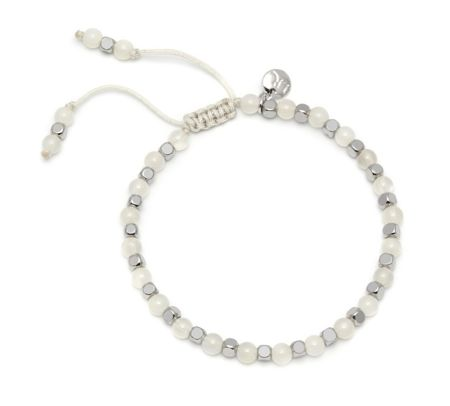 Lola Rose Portobello Bracelet White Moonstone