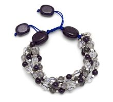 Lola Rose Clio bracelet blue mix