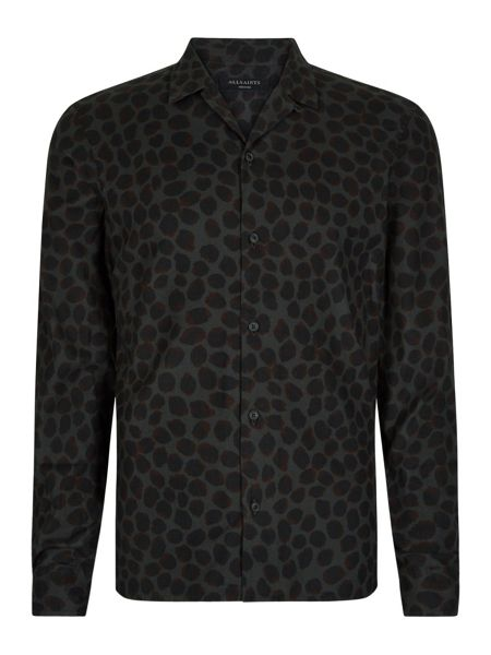 AllSaints Waka long sleeve shirt
