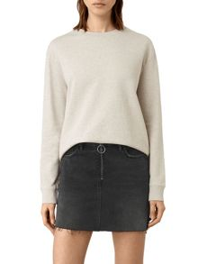 AllSaints Seaside Marl Sweat