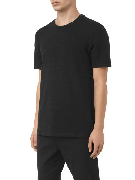 AllSaints Orsman short sleeve crew neck t-shirt