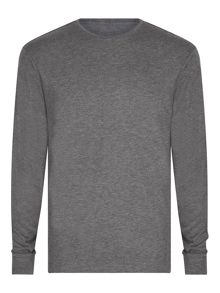 AllSaints Cedarn long sleeve crew neck t-shirt