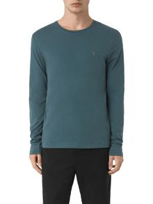 AllSaints Tonic Long Sleeve Crew Neck T-shirt