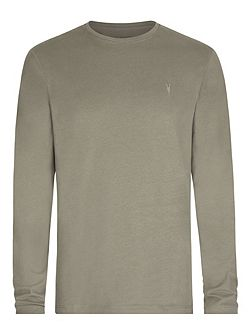 Brace long sleeve tonic t-shirt