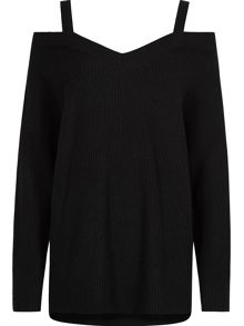 AllSaints Dasha V-Neck