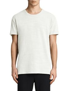 AllSaints Tyed short sleeve crew neck t-shirt
